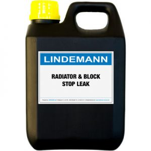 Lindemann Radiator & Block Stop Leak Transport